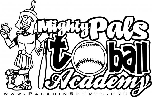 Mighty Pals T-Ball