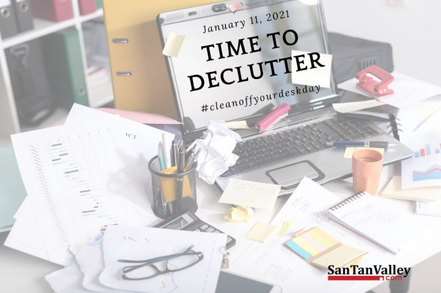 TIME-TO-DECLUTTER