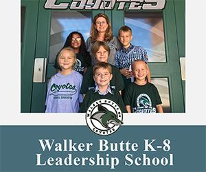 Walker Butte K-8 Leadership School