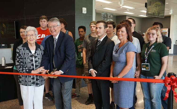 Central Arizona College Officially Opens New Student Union and Science Building at Signal Peak Campus