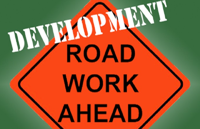 REMINDER: Hunt Highway Phase 4 & Gantzel Road Improvements