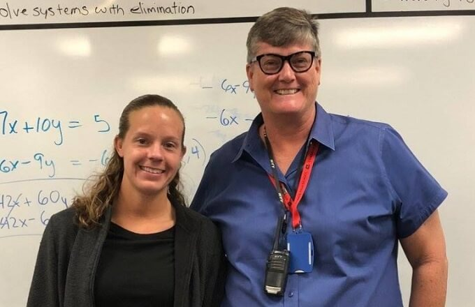 Combs High School Teacher, Jessica Furman, Receives National Board Certification