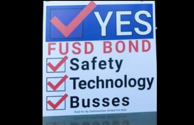 Florence Unified School District Bond Passes